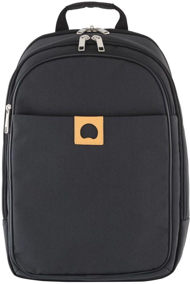 Рюкзак Delsey Montholon для ноутбука 15,6 черный окумол 0 25
