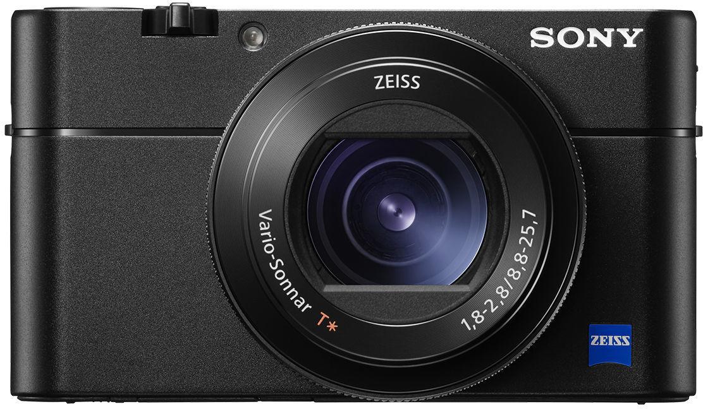 Цифровой фотоаппарат Sony Cyber-shot DSC-RX100M5