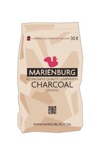 Уголь для розжига Marienburg 4кг