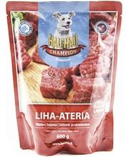 Влажный корм для собак Hau-Hau Champion \Говядина\ 600 г hau hau champion купить в мурманске