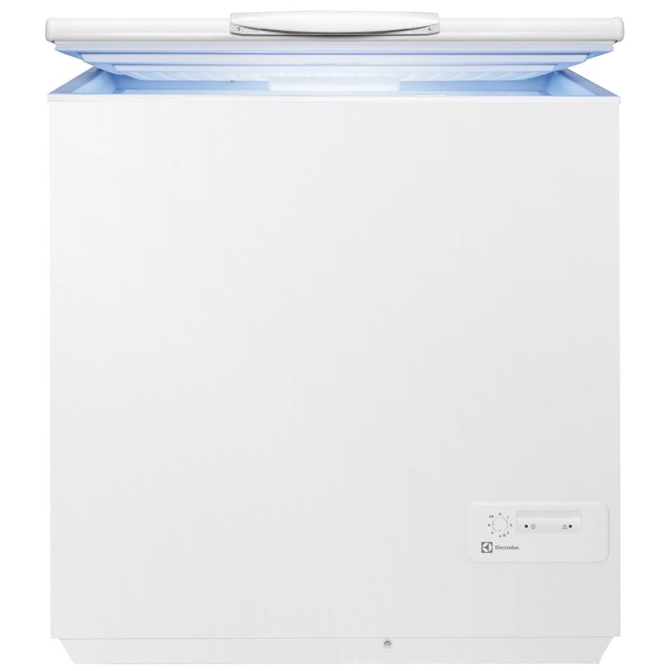 Морозильная камера Electrolux EC2200AOW2  electrolux морозильная камера electrolux eun1100fow