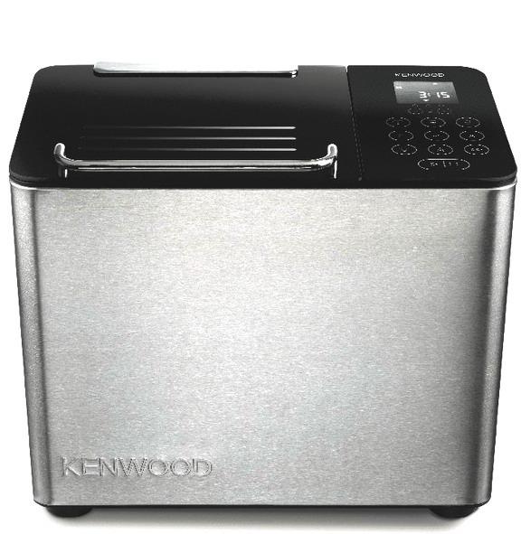 Хлебопечка Kenwood BM 450  хлебопечка kenwood bm260