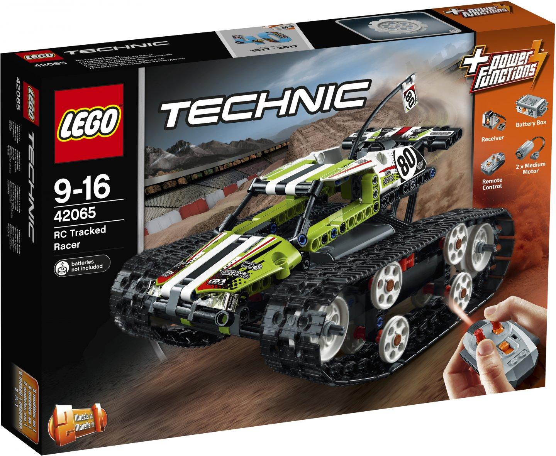 LEGO Technic 42065 Скоростной вездеход с ДУ lego technic ремонтный автокран 42031