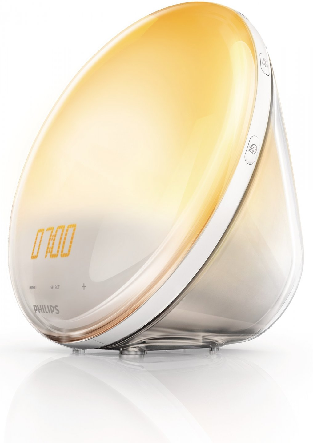 Будильник Philips HF3520/01 Wake Up Light световой будильник philips wake up light hf3520
