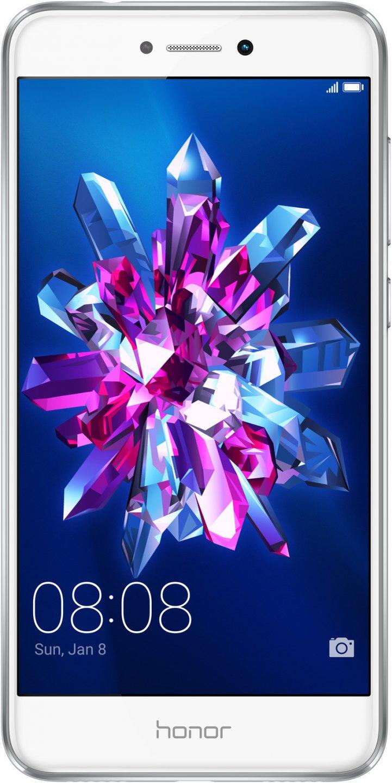 Huawei Honor 8 Lite Белый смартфон huawei honor 7 lite gold
