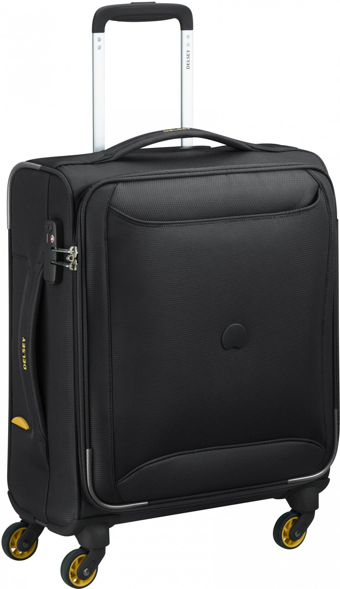 bf8b28f62ee5 Дорожная сумка Delsey Chartreuse 55 см, черный купить в Санкт-Петербурге