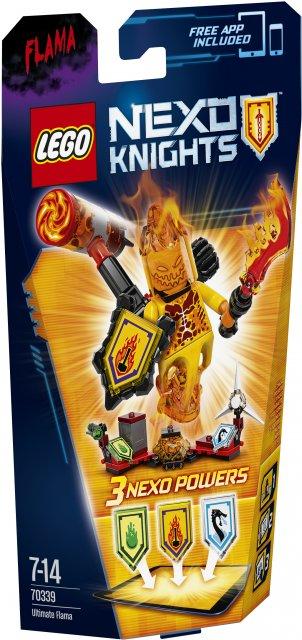 LEGO Nexo Knights 70339 Абсолютная сила Флэймы olena rabtsun the rise of the euro as a global currency