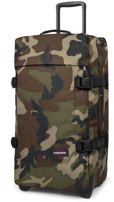 16e876594b55 Дорожная сумка Eastpak Tranverz M 67 см, камуфляж купить в Санкт ...