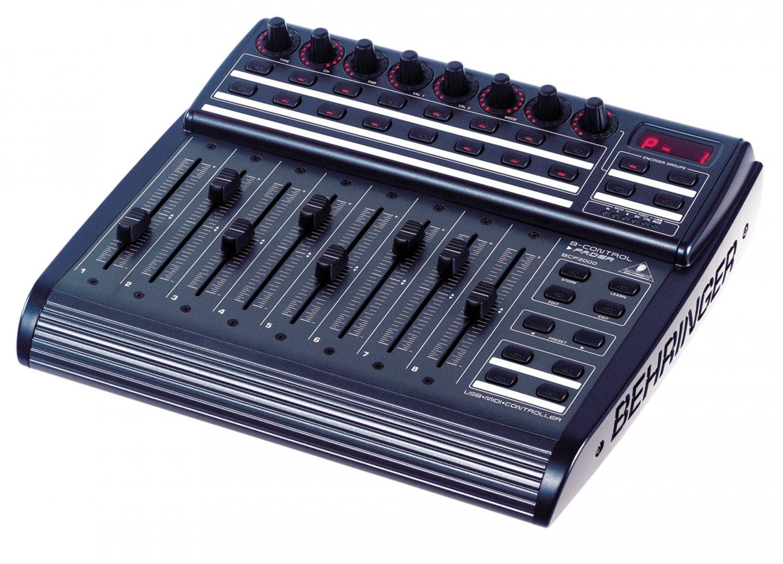 Миди контроллер Behringer BCF2000 midi контроллер g volca sample