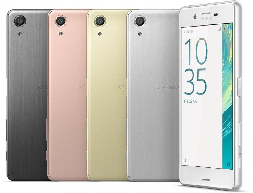 Смартфон Sony Xperia X Performance White смартфон sony xperia x performance
