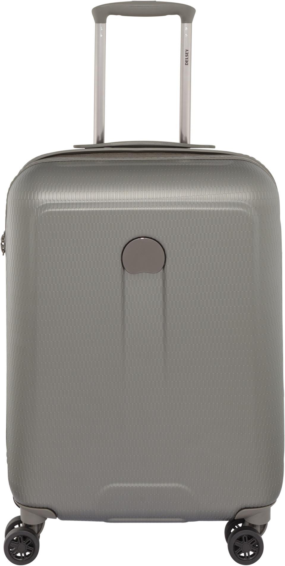 Чемодан Delsey Helium Air 2 Slim Cabin Trolley Case 55 см серый