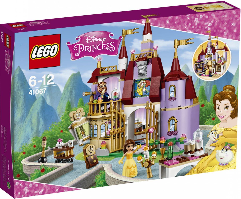 LEGO Disney Princess 41067 Заколдованный замок Белль конструктор lego princess заколдованный замок белль 41067