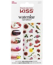 Наклейки на ногти Kiss