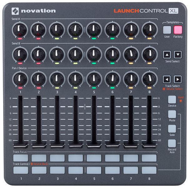 Контроллер Novation Launch Control XL