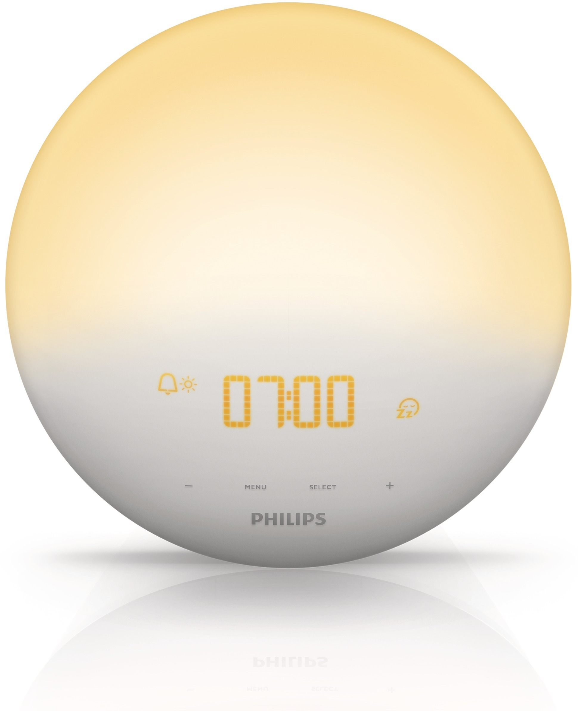 Будильник Philips HF3510/01 Wake Up Light световой будильник philips wake up light hf3520