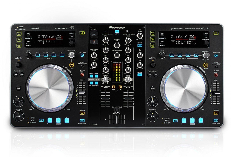 DJ CD-проигрыватель Pioneer XDJ-R1 laneige bb 13 15gx2