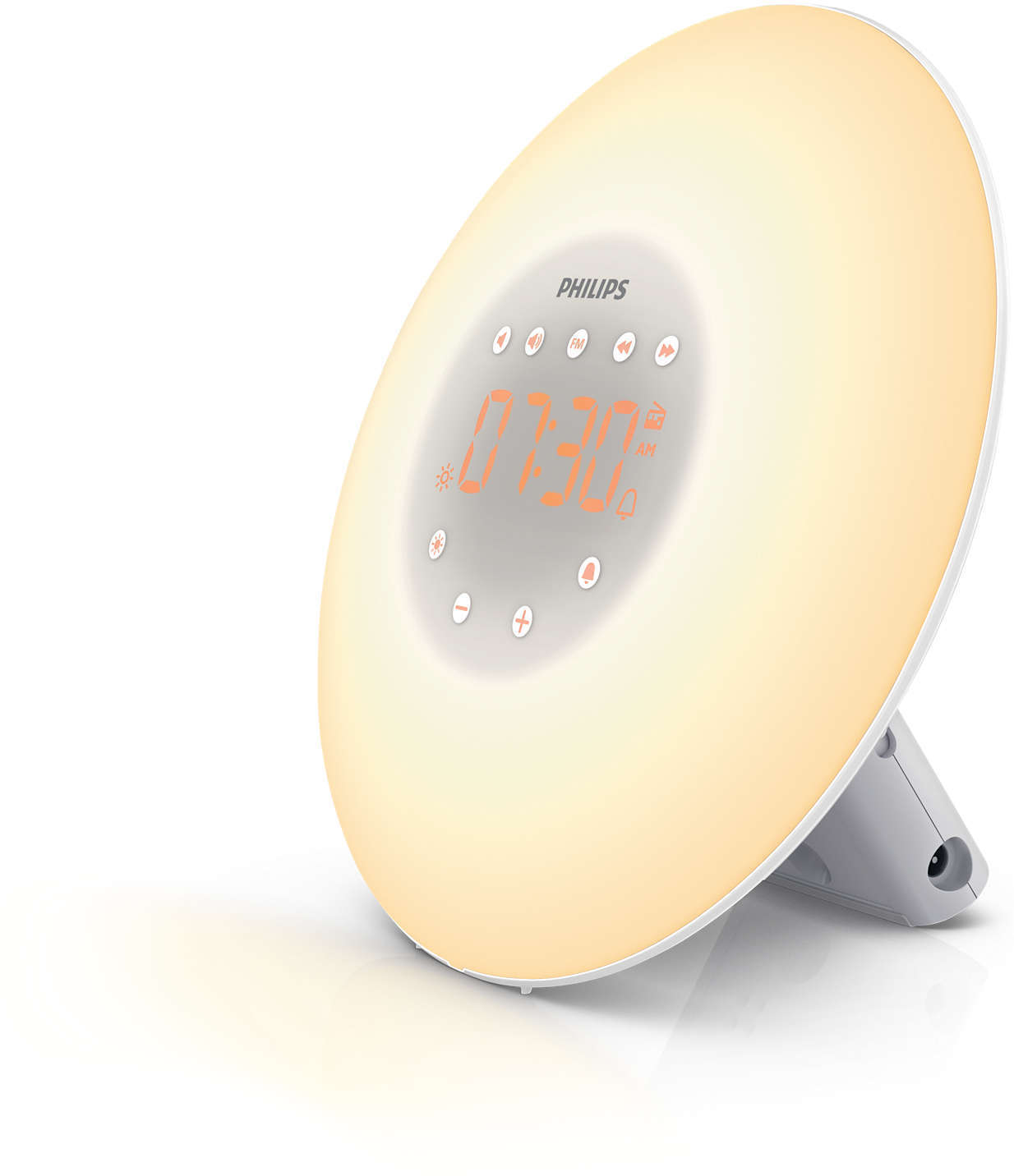 Будильник Philips HF3505/01 Wake-up Light световой будильник philips wake up light hf3520