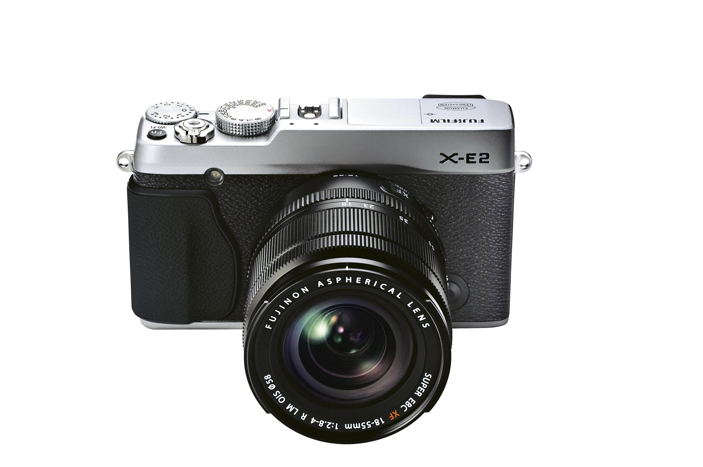 Зеркальная камера Fujifilm X-Е2 fujifilm x t2 body black