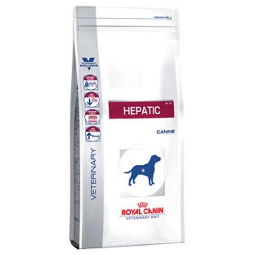 Лечебный корм для собак Royal Canin Hepatic HF16  1,5 кг