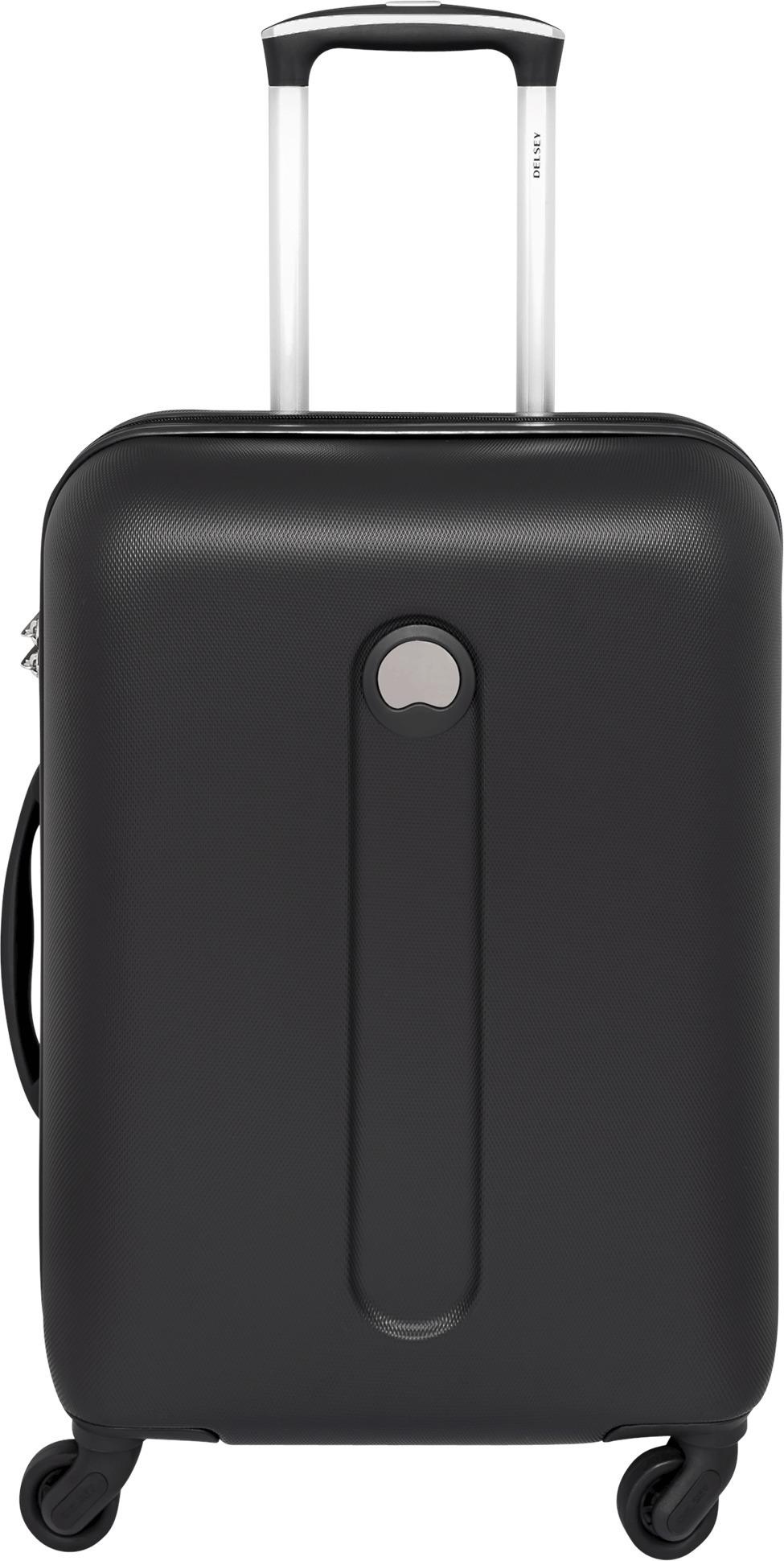 Чемодан Delsey Helium Classic 55 см черный