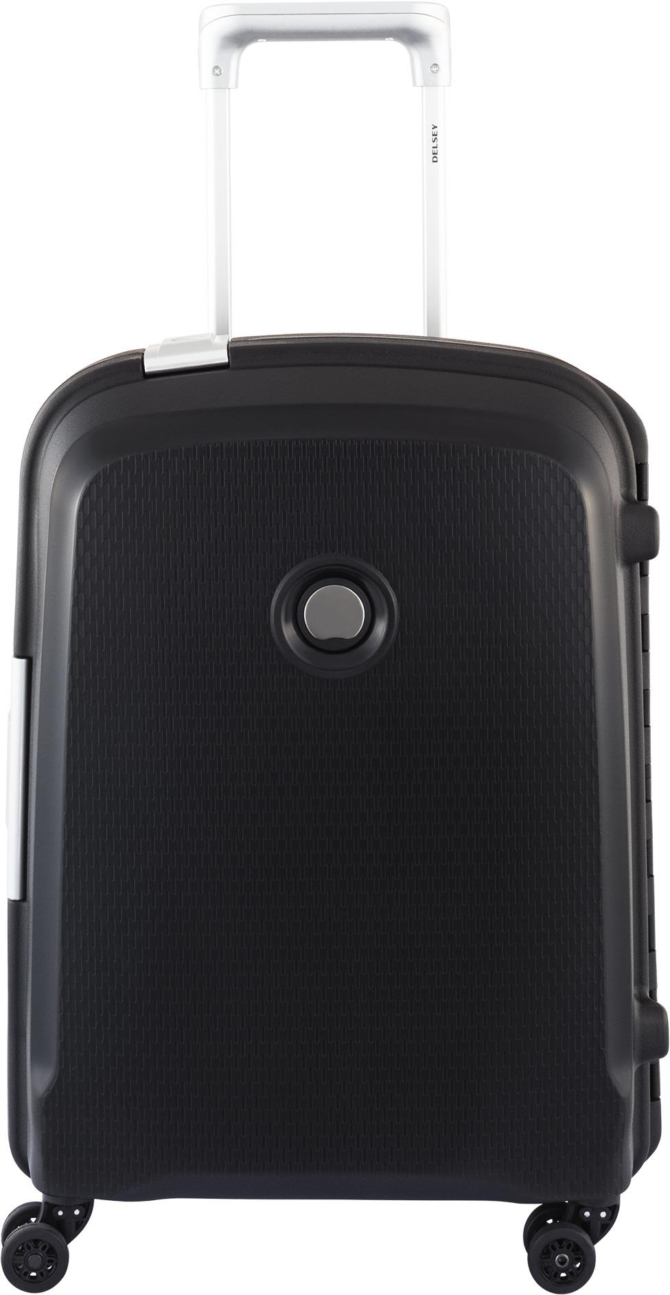 Чемодан Delsey Belfort Plus Slim Cabin Trolley Case 55 см черный смартфон huawei honor 8 lite синий