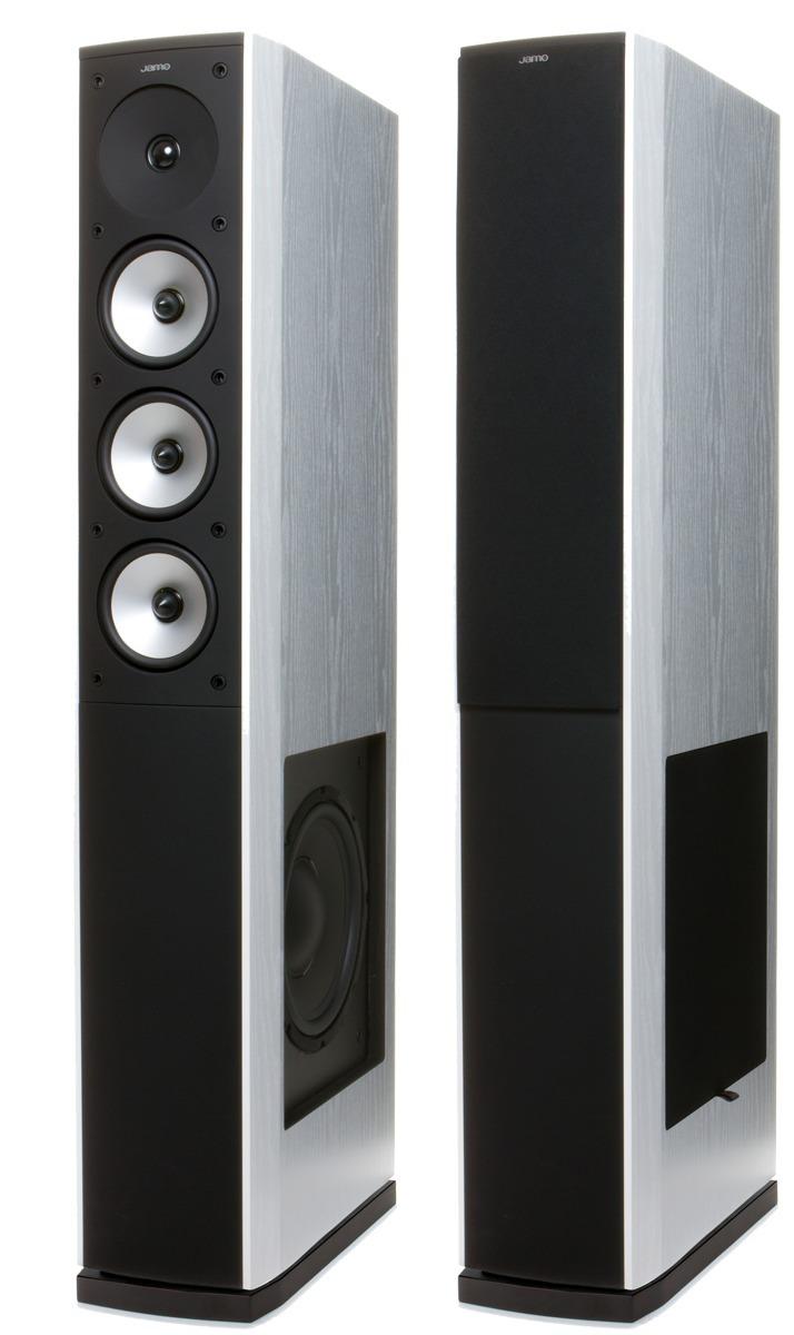 Комплекты акустики jamo s 608 hcs 3 dark apple