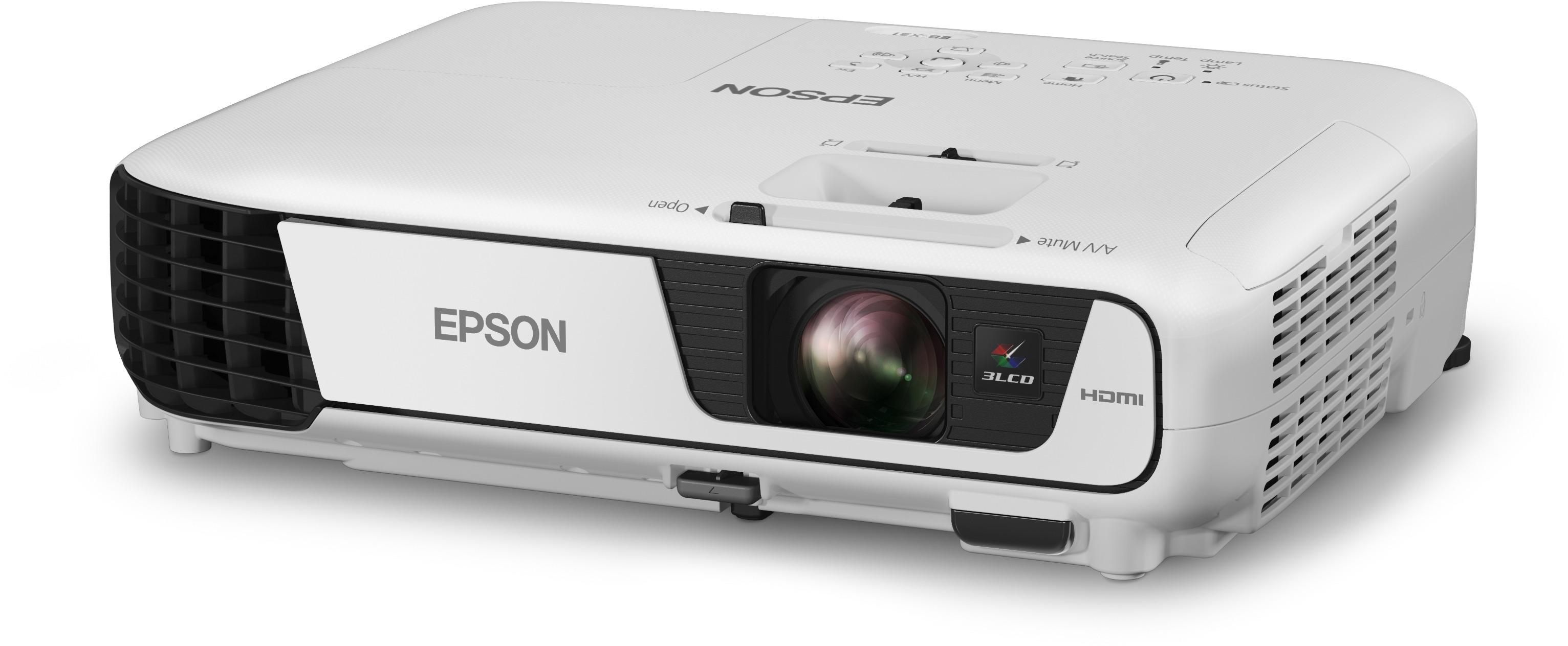 Проектор Epson EB-X31 3LCD XGA  цены
