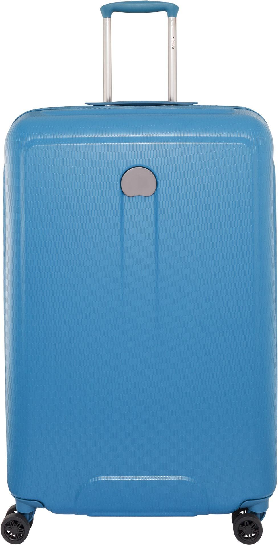 Чемодан Delsey Helium Air 2 Slim Cabin Trolley Case 76 см синий