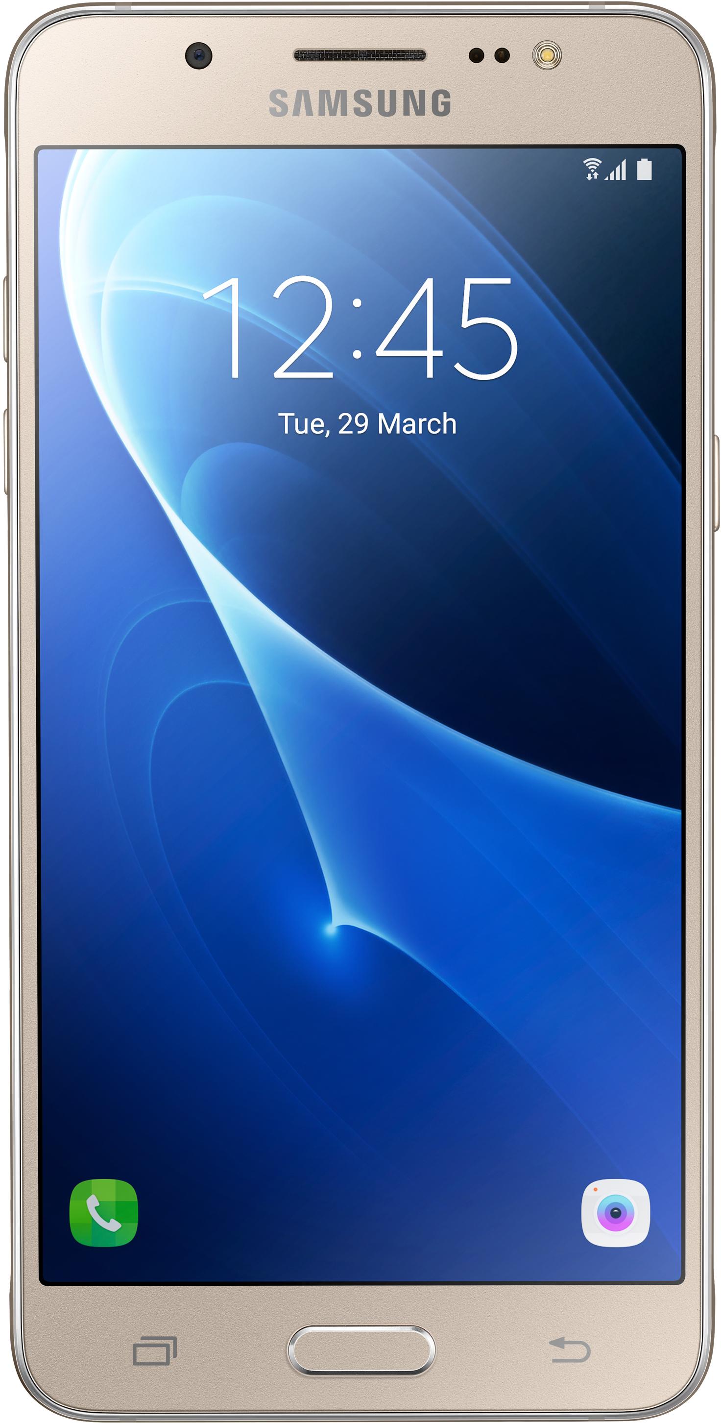 Смартфон Samsung Galaxy J5 (2016) SM-J510F золотой