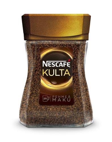 Кофе растворимый Nescafе Kulta 50 гр тени для век essence my must haves eyeshadow 18 цвет 18 black as a berry variant hex name 9b6560