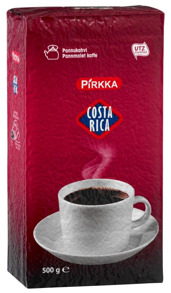 Молотый кофе Pirkka Costa Rica 500 гр UTZ матрас промтекс ориент мультипакет кокос 120x200