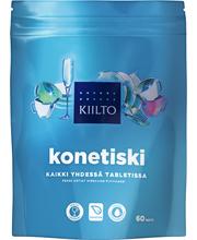 Таблетки Kiilto 60шт для посудомоечной машины форадил комби капсулы 12мкг 200мкг 60 60шт