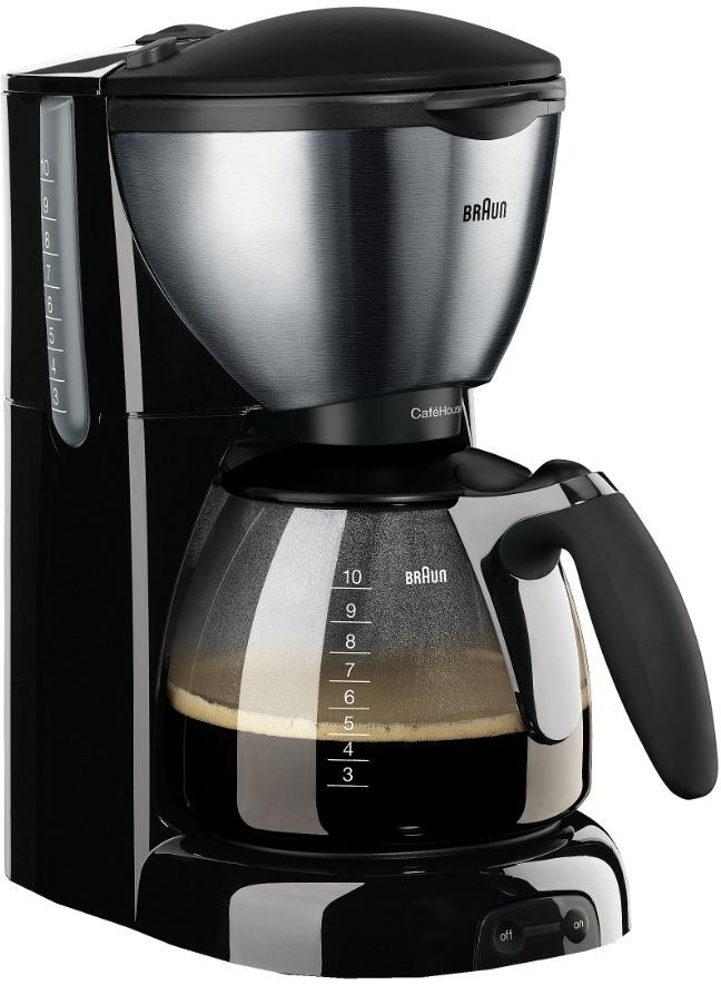 Кофеварка Braun KF570/1 Deluxe braun st 570