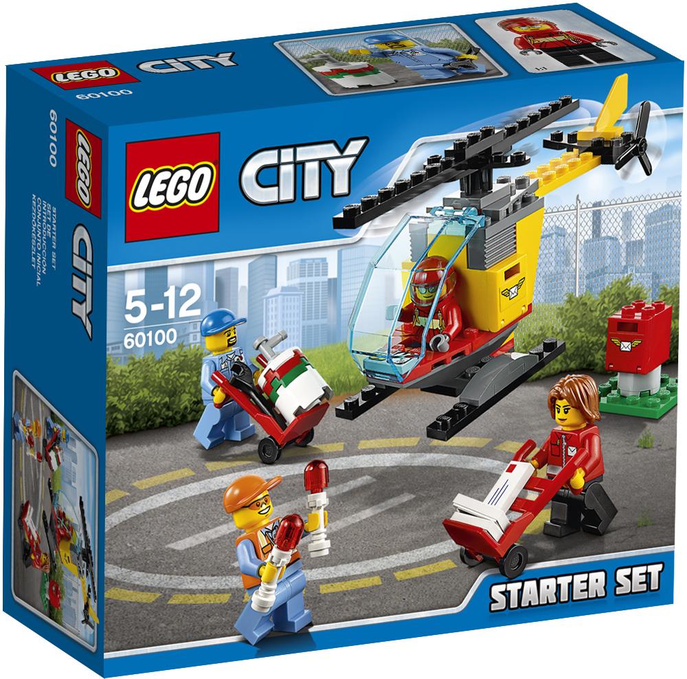 LEGO City 60100 Набор для начинающих \Аэропорт\