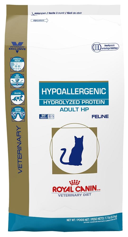 Гипоаллергенный корм для кошек Royal Canin Hypoallergenic DR25 2,5 кг
