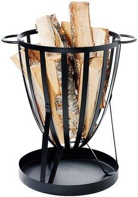 Гриль угольный уличный 50см дровяной