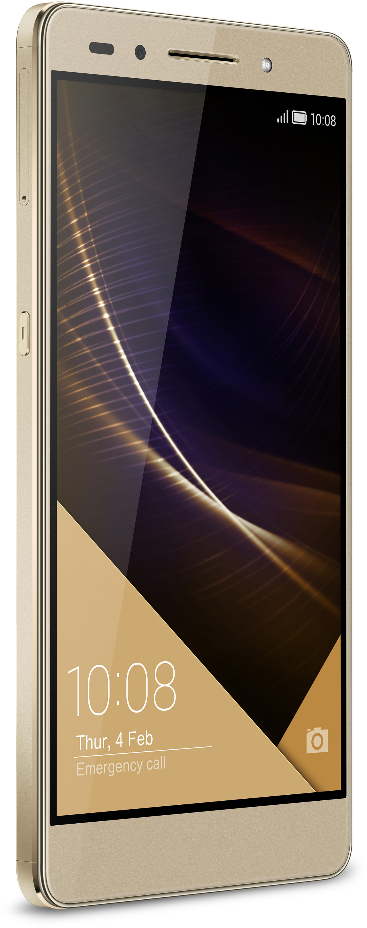 Смартфон Huawei Honor 7 Premium Dual-SIM Gold смартфон huawei honor 7 lite gold