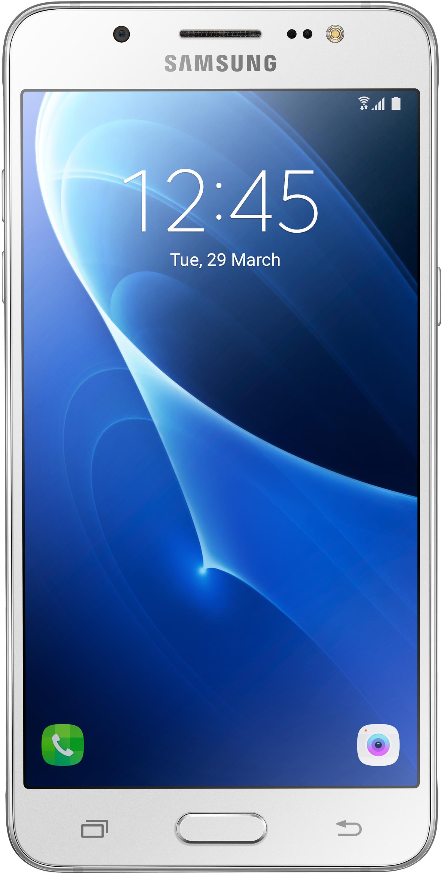 Смартфон Samsung Galaxy J5 (2016) SM-J510F белый