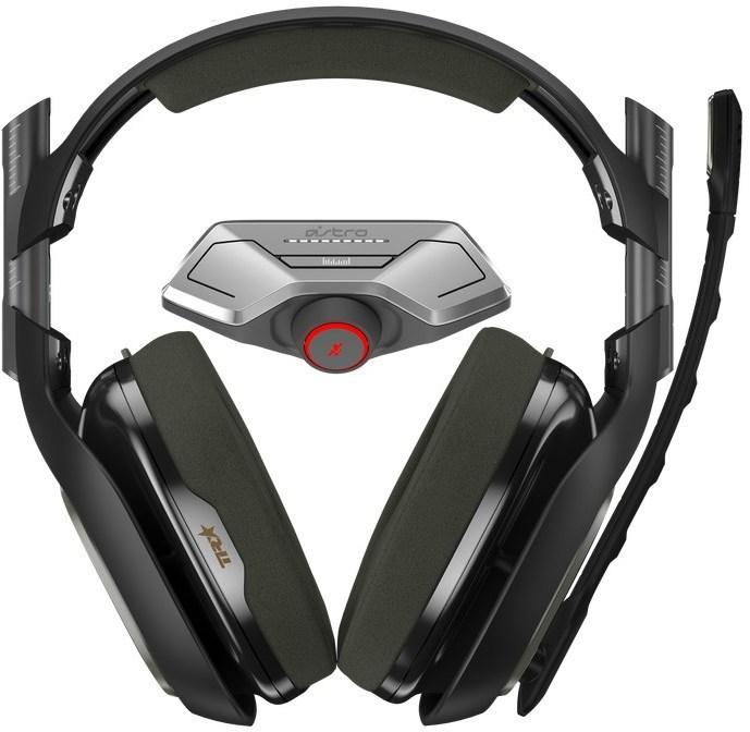 Подробнее о Компьютерная гарнитура Astro Gaming A40 TR + Mixamp M80 усилитель mixamp pro tr kit черный для ps4 ps3 pc mac