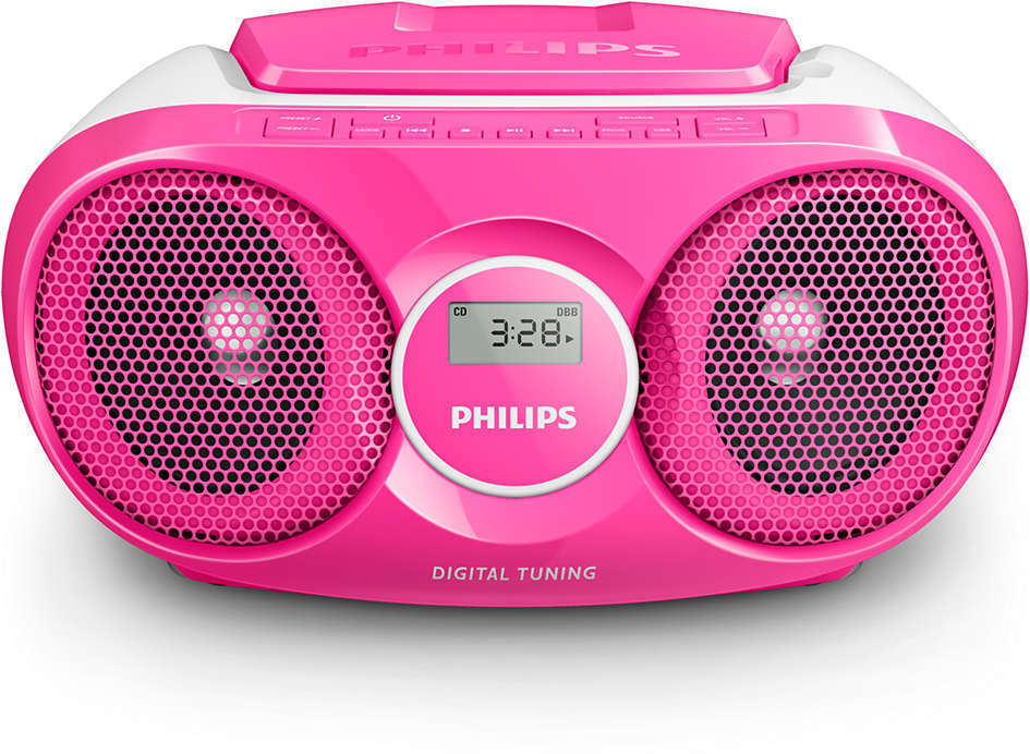 CD Магнитола Philips AZ215C Soundmachine