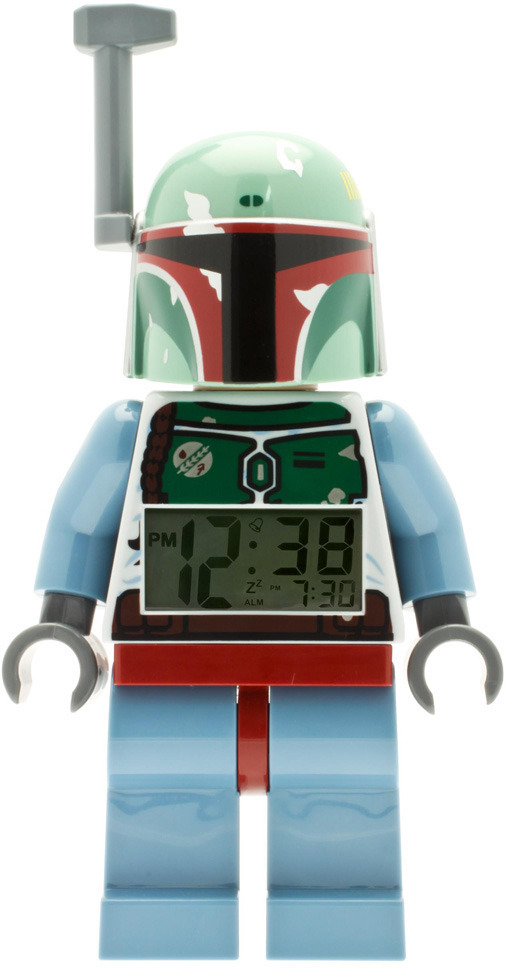 LEGO Star Wars Boba Fett будильник  funko pop star wars boba fett 08 pvc action figure collectible model toy 12cm fkfg126 retail box sp050