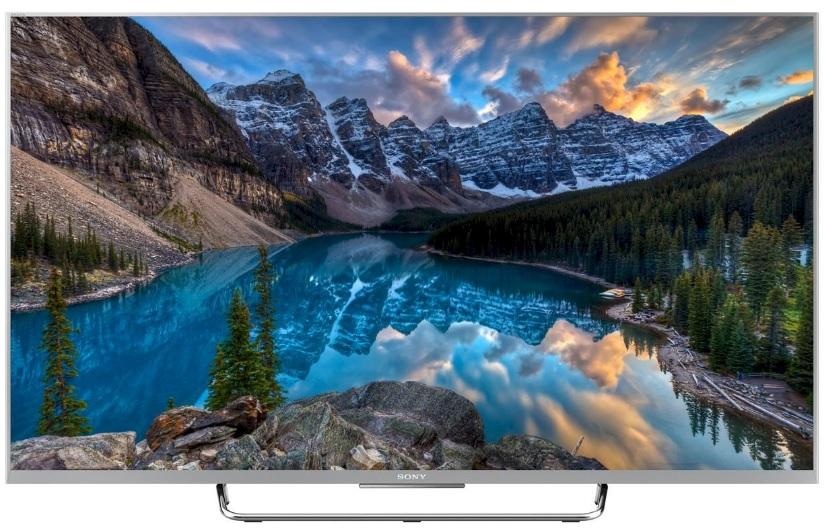 Телевизор LED SONY KDL-55W807C
