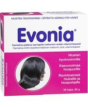 Витамины для женщин Evonia для волос 56 капсул