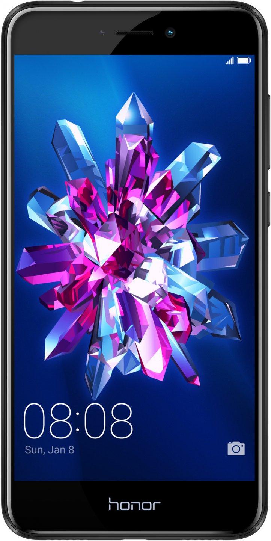 Huawei Honor 8 Lite Черный смартфон huawei honor 7 lite gold