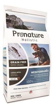 Сухой корм для собак Pronature Holistic GF Средиземноморское меню 340г (круп.гранула)  сухой корм для собак pronature holistic gf нордико 6кг мелкая гранула