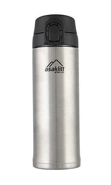Термос Asaklitt 0,3 л смеситель для умывальника раковины коллекция summer rain f177111c двухвентильный хром bravat брават