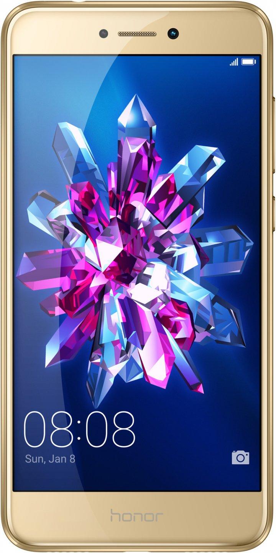 Huawei Honor 8 Lite Золотой сотовый телефон huawei honor 8 pro black