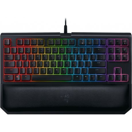 Клавиатура Razer BlackWidow TE Chroma v2, переключатели Yellow Razer