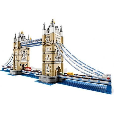 LEGO Tower Bridge 10214 - Лондонский Тауэрский мост