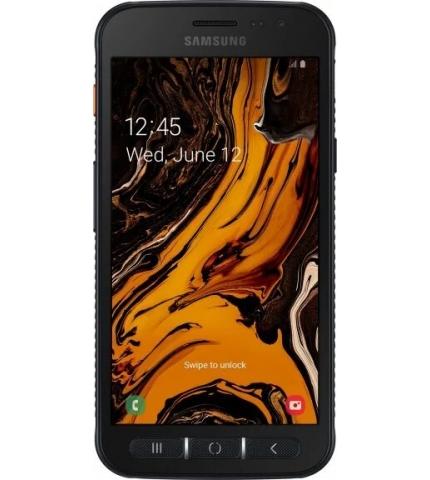 Смартфон Samsung Galaxy Xcover 4S 32 Гб черный купить по цене 23785 руб. в интернет-магазине Euromade